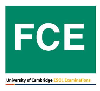 آزمون FCE - موسسه ایران اروپا
