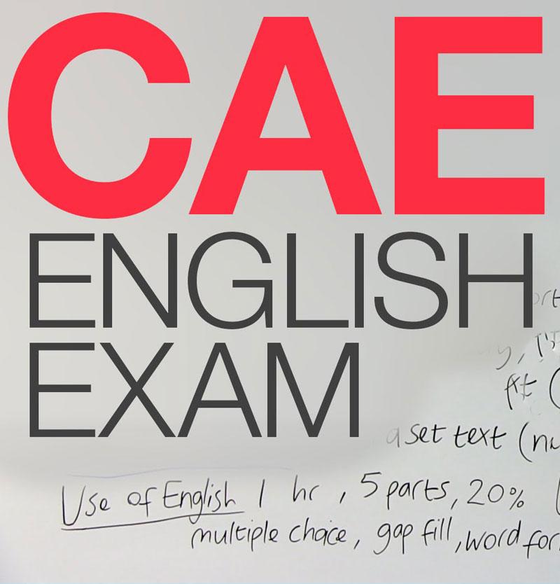 آزمون CAE موسسه زبان ایران اروپا