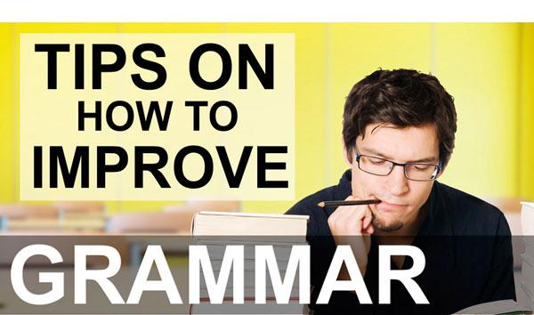 نکاتی برای تقویت گرامر زبان انگلیسی
