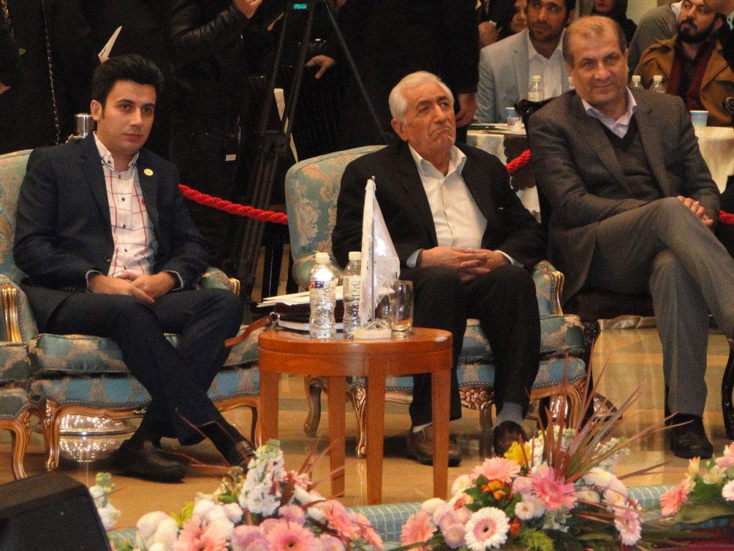 حضور مهندس محمد غرضی در اجلاس مدیر عالی سال