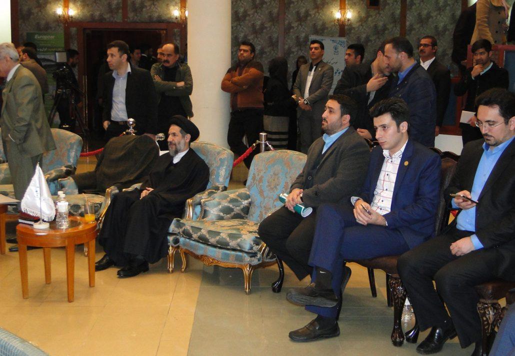 حضور حجت الاسلام ابوترابی در اجلاس مدیر عالی سال