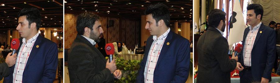 گفتگوی مدیر موسسه زبان ایران اروپا با شبکه خبر