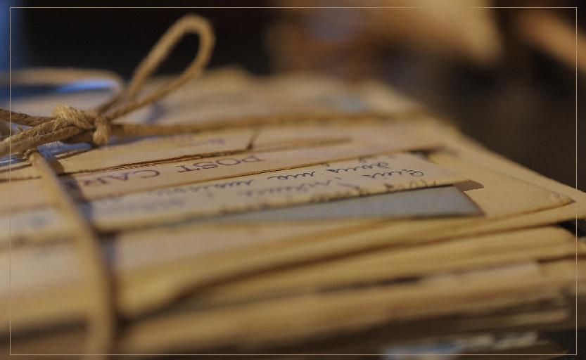 نامه نگاری رسمی به زبان انگلیسی