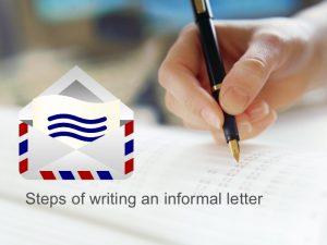 نامه نگاری به انگلیسی -1