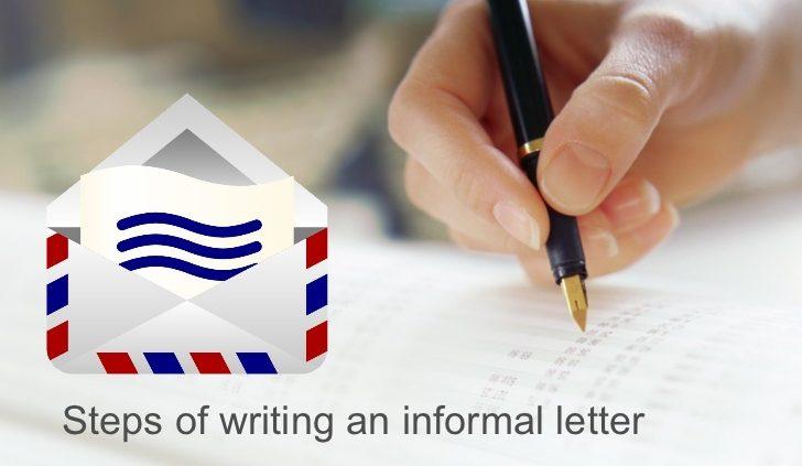 نامه نگاری انگلیسی