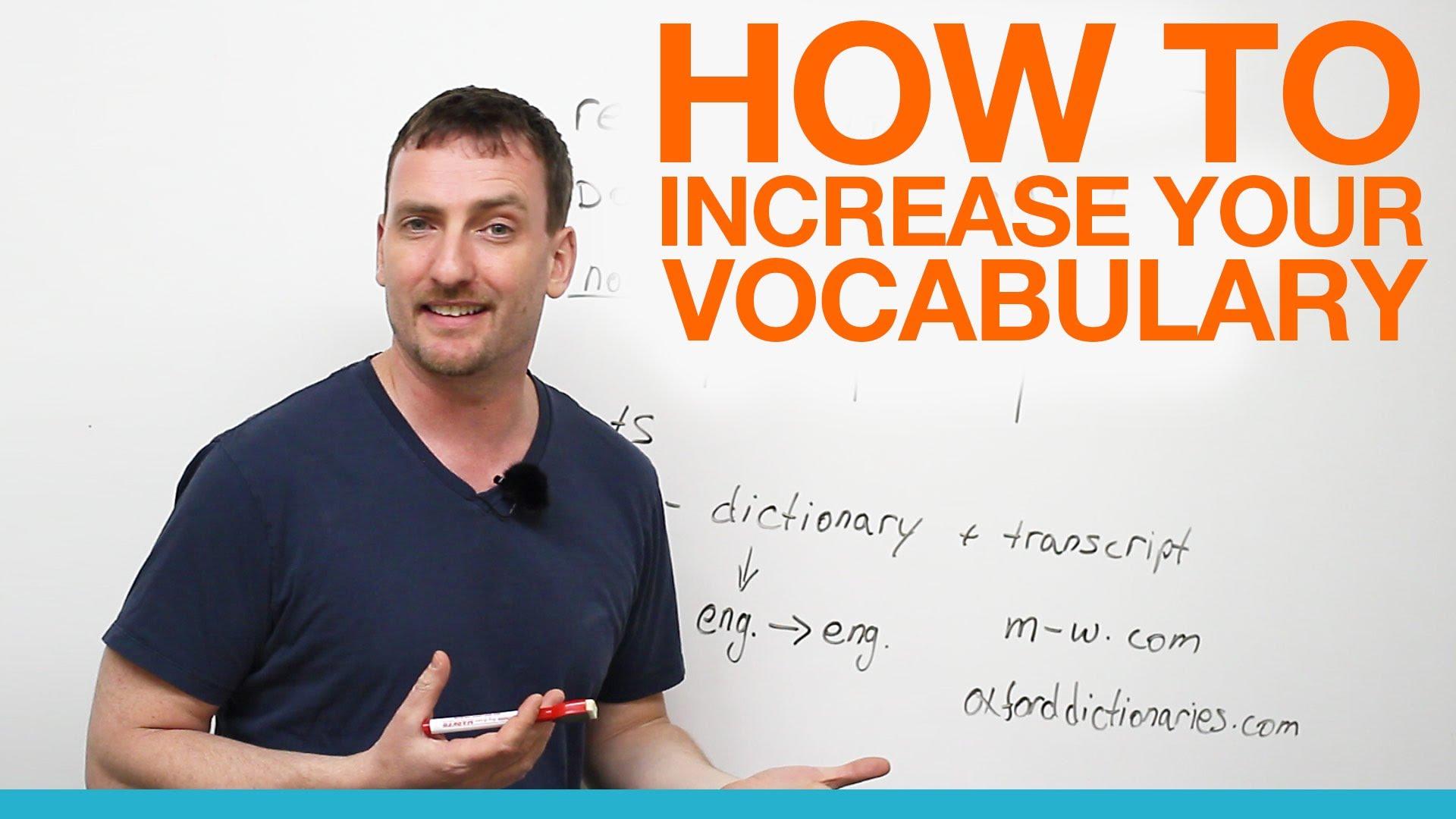 یادگیری و به خاطر سپردن لغات زبان انگلیسی