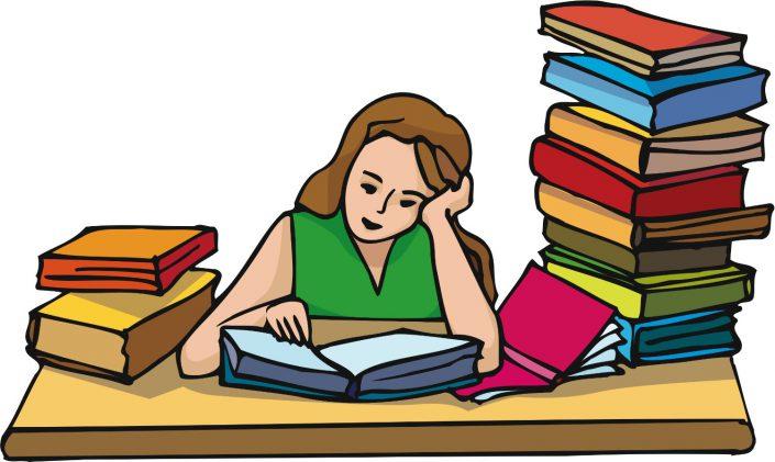 نحوه صحیح مطالعه در منزل