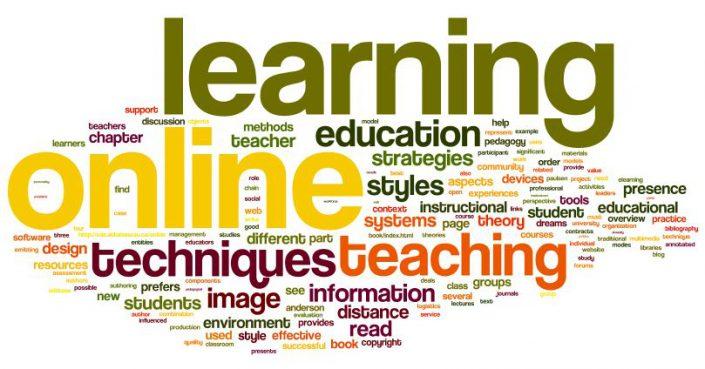 روش های آنلاین یادگیری زبان انگلیسی