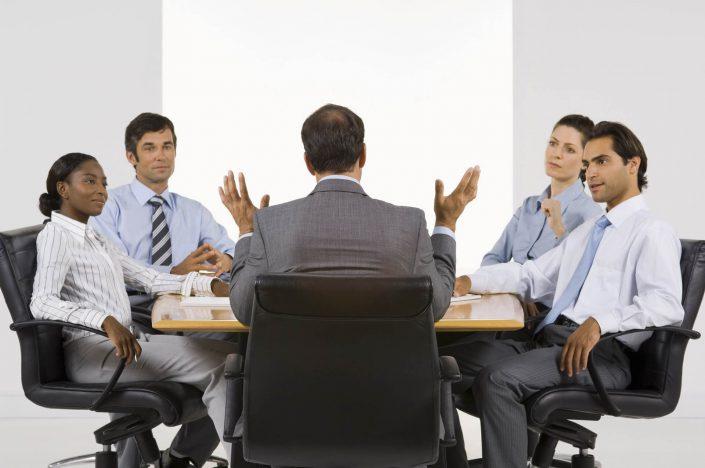 انگلیسی برای جلسات کاری