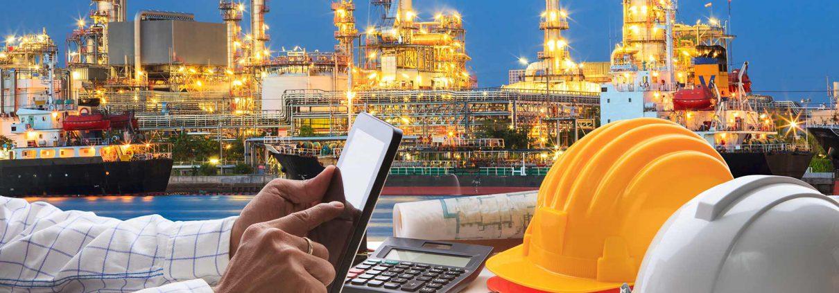انگلیسی برای صنعت و نفت گاز