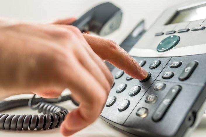 انگلیسی برای مکالمات تلفنی