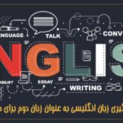 یادگیری زبان انگلیسی به عنوان زبان دوم