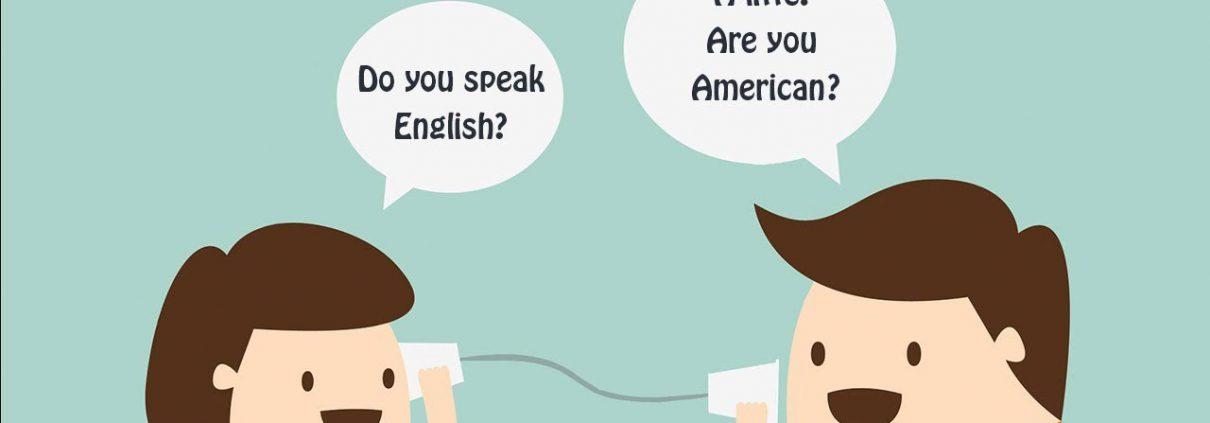 یادگیری مکالمه انگلیسی