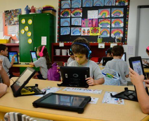 تکنولوژی در آموزشگاههای زبان -1