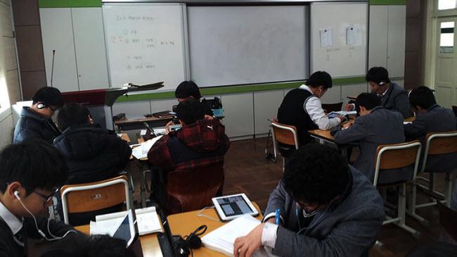 تکنولوژی در آموزشگاههای زبان -5