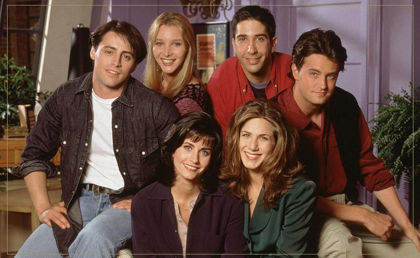 یادگیری زبان انگلیسی با سریال فرندز Friends