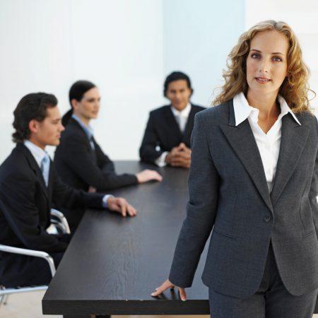 انگلیسی برای مدیران ارشد