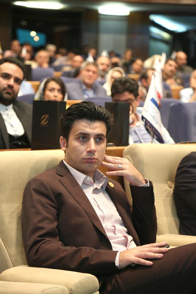 مهیار روستایی، مدیر عامل موسسه زبان ایران اروپا