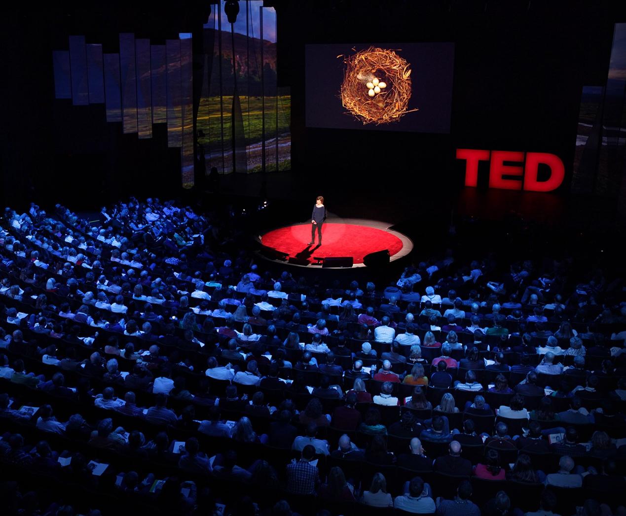 کلاس TED Talk