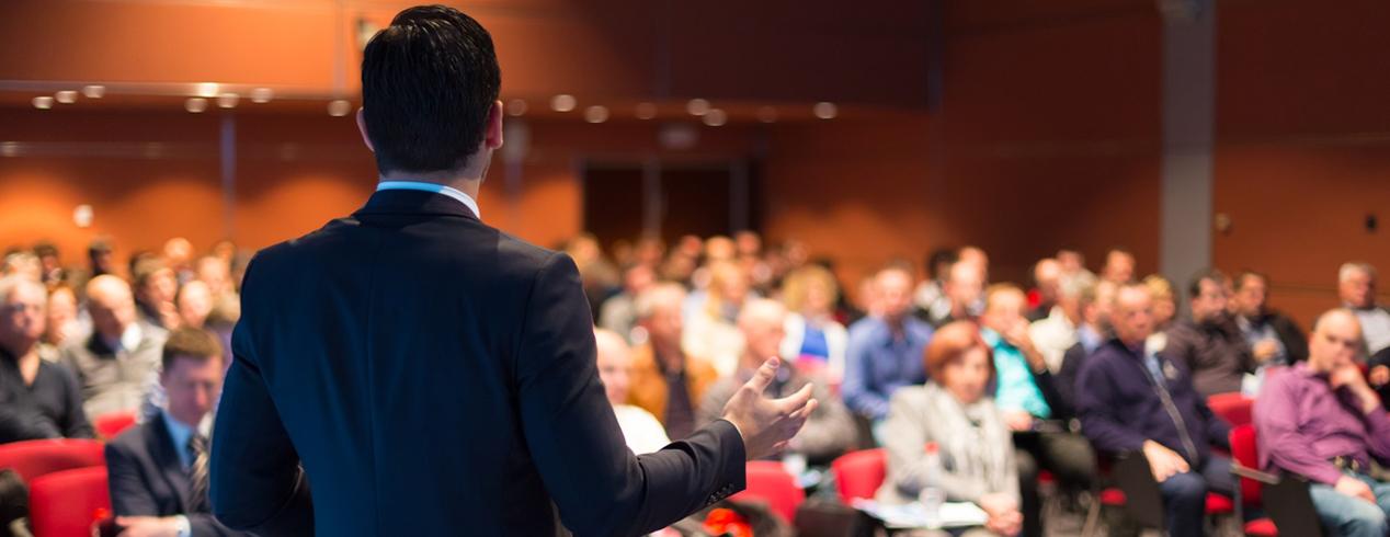 انگلیسی برای سخنرانی و کنفرانس