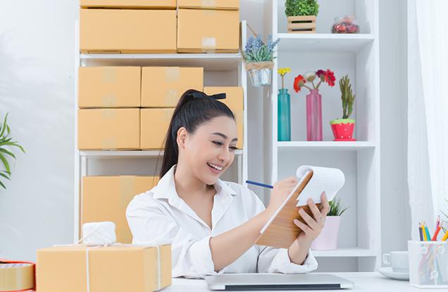 انگلیسی برای واحدهای خرید و فروش