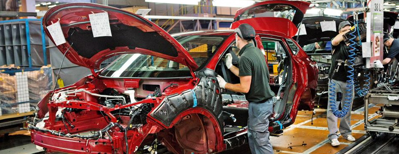 انگلیسی برای صنایع خودروسازی