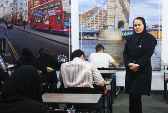آزمون ماک آیلتس در موسسه ایران اروپا