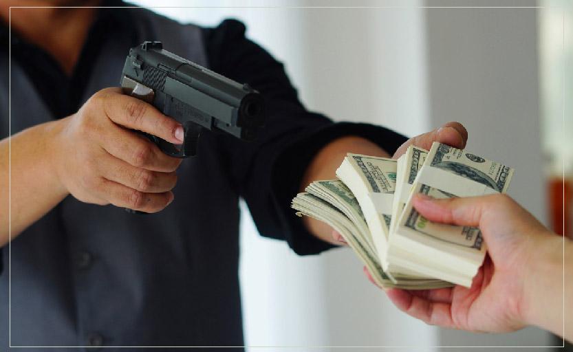 زدن بانک