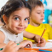 چارت آموزشی دپارتمان کودکان
