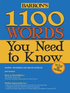 کتاب 1100 words