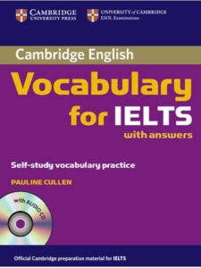 کتاب لغت Vocabulary for IELTS