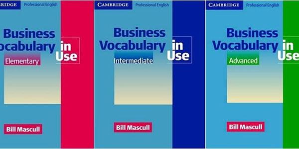 کتاب لغت Vocabulary in use
