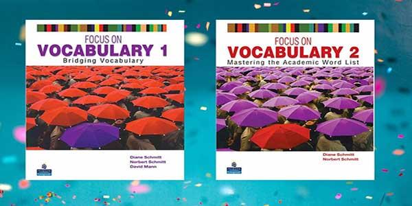 کتاب focus on vocabulary