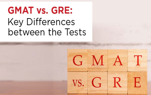 تفاوت بین GMAT و GRE