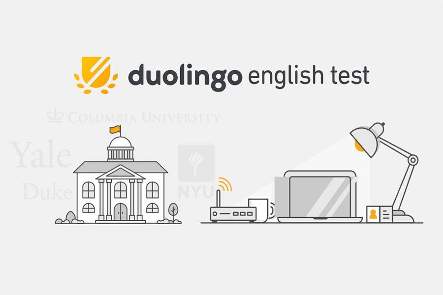 آزمون زبان دولینگو - ایران اروپا
